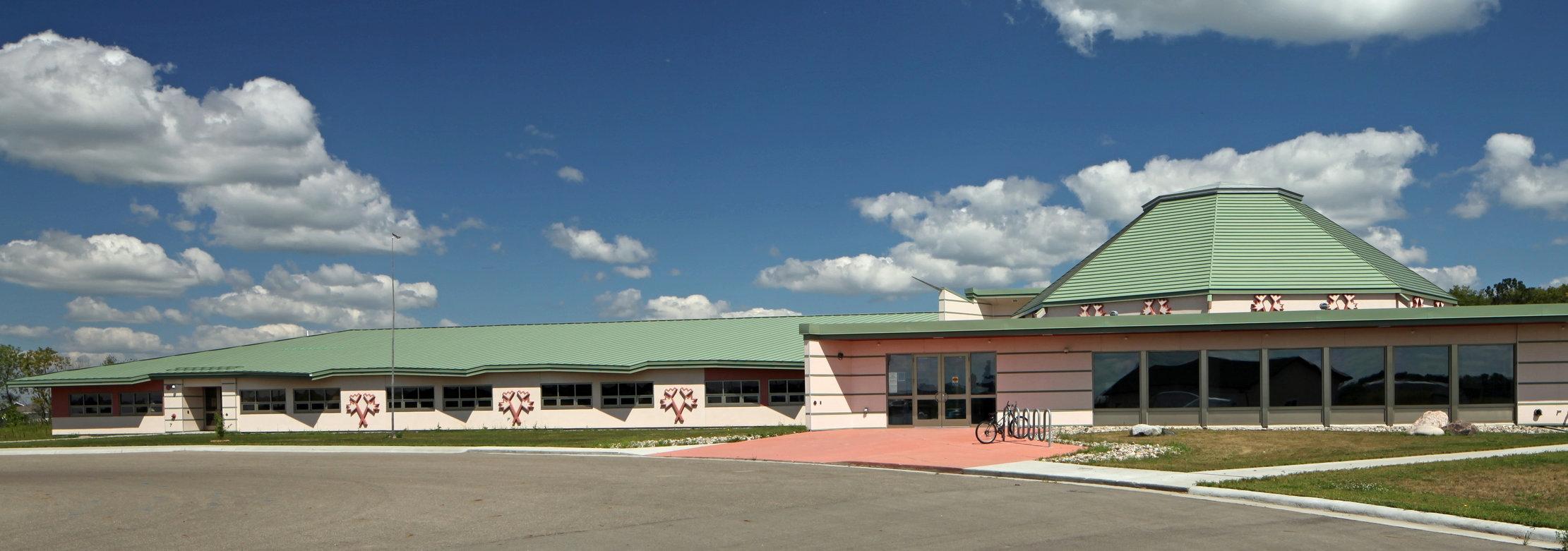 White Earth Tribal and Community College (Phase I & II)