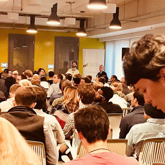 Listening to John Doerr - one of pioneers of OKRs - discuss goal setting methodology at Google, Intel and others was transformational for the Ignite team. A huge thanks to the MIT Trust Centre Of Entrepreneurship for hosting such a great event earlier this year. #tbt