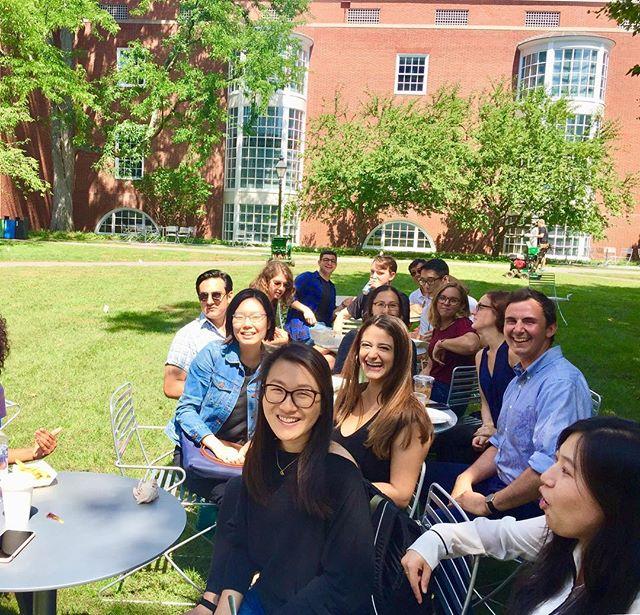 Lunchin #Team #MentalHealth #motivation  #summer #harvard #harvardbusinessschool  #boston #