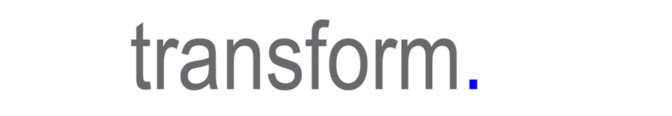 Transform. - Transform. is working to connect the millions of dollars in donations and goodwill to worthy mental health projects focused on 0-24 demographic, globally, via a public transparent crowdfunding platform.They hate the analogy but to explain simply, imagine DonorsChoose.org but for mental health.