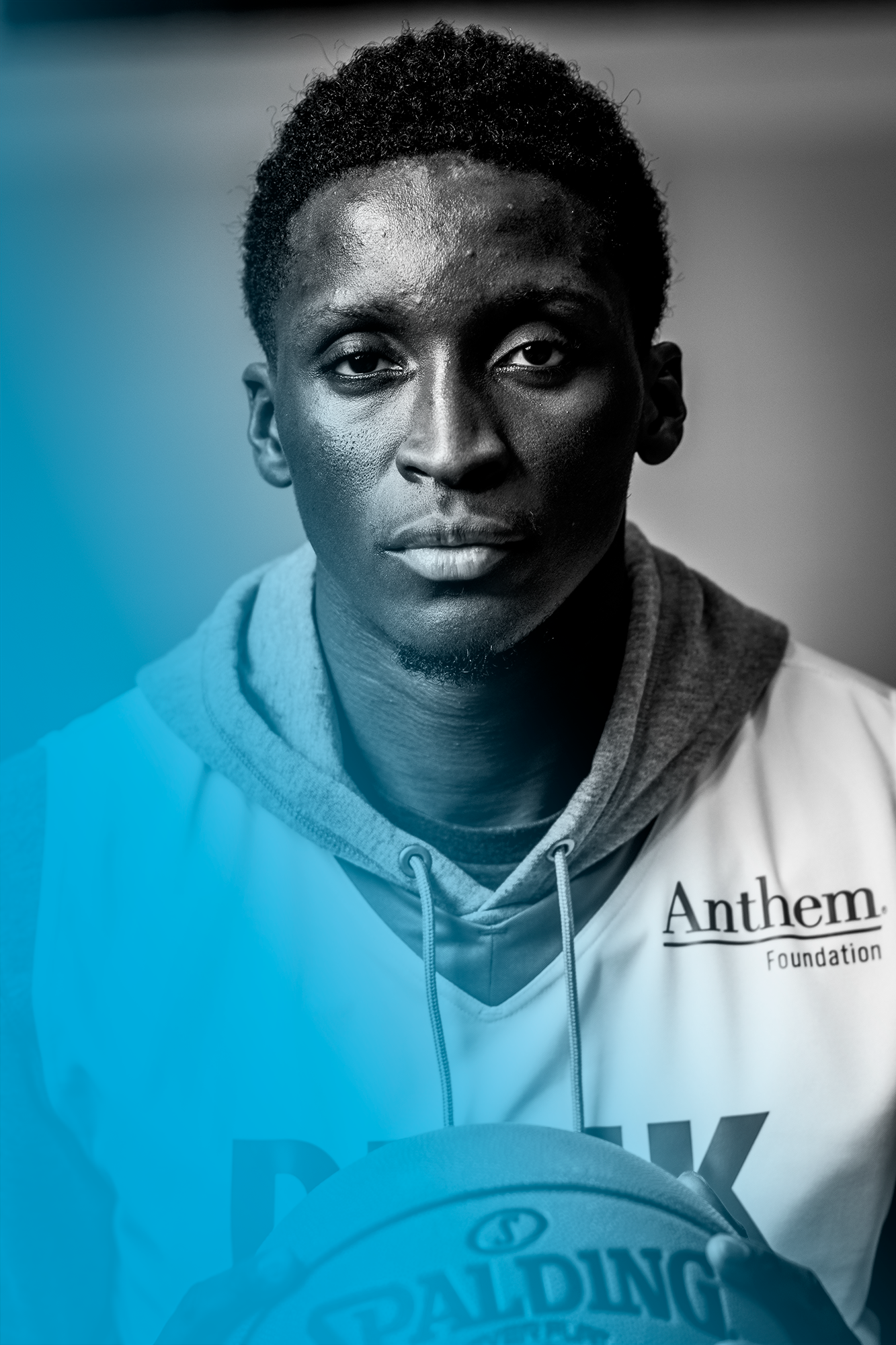 Anthem Health Champion - Oladipo has long been devoted to promoting healthy choices and to giving back, but it was after unexpectedly losing his junior high school basketball coach that he realized his passion to make a difference for cancer prevention. In 2013, Oladipo helped establish Dunk Cancer, a charitable initiative that brings the basketball community together to help individuals and families affected by cancer to overcome their present battles and to support research finding a cure.Learn More About Victor