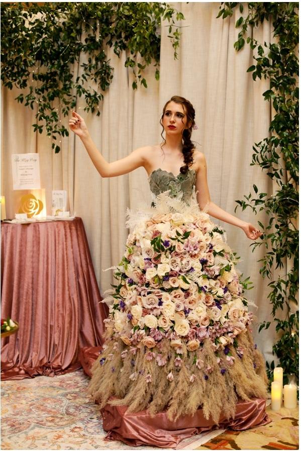 Washingtonian Weddings Love Unveived 2019 Model Emily Gloff