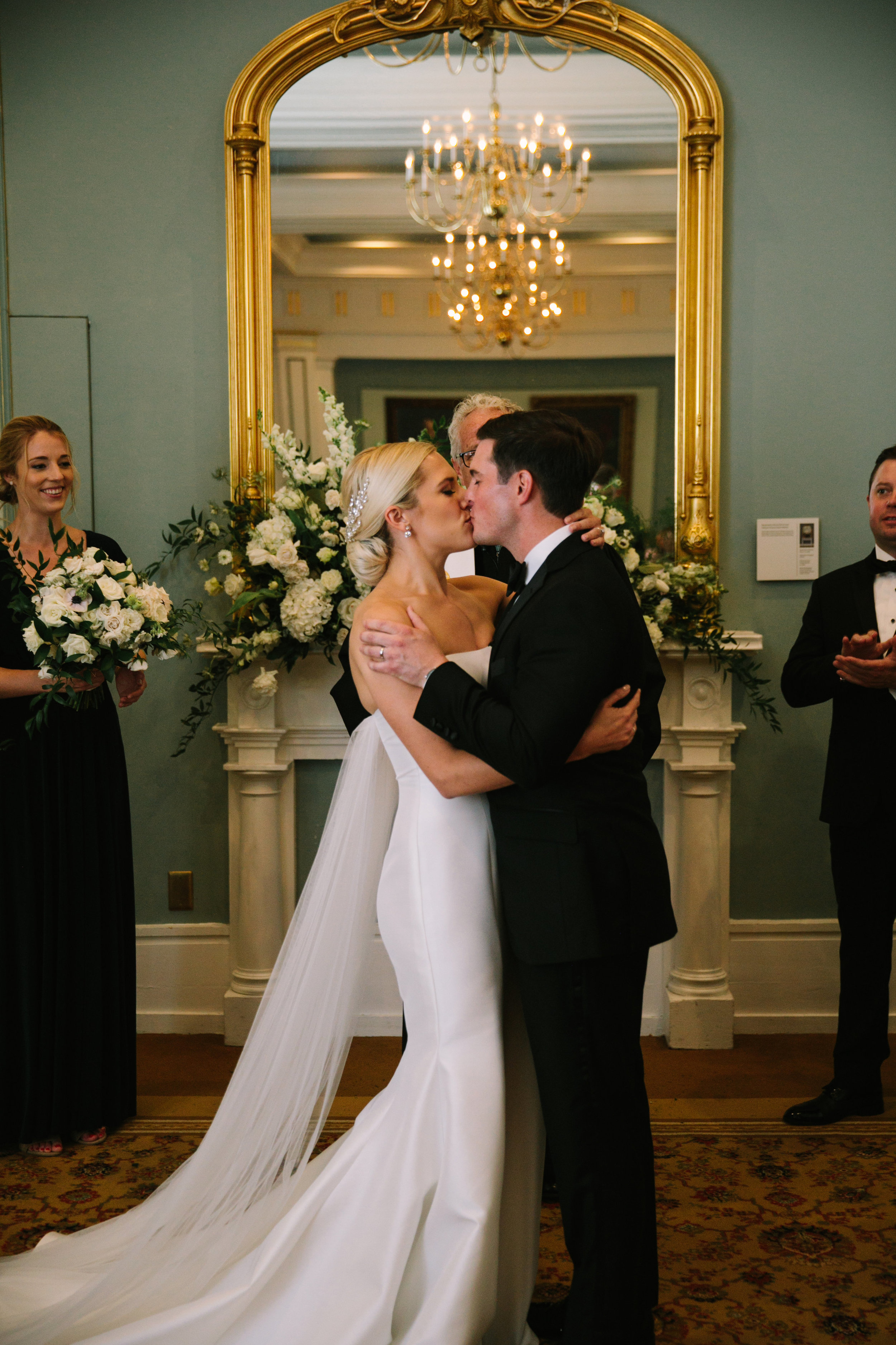 Finally Mr. & Mrs. -