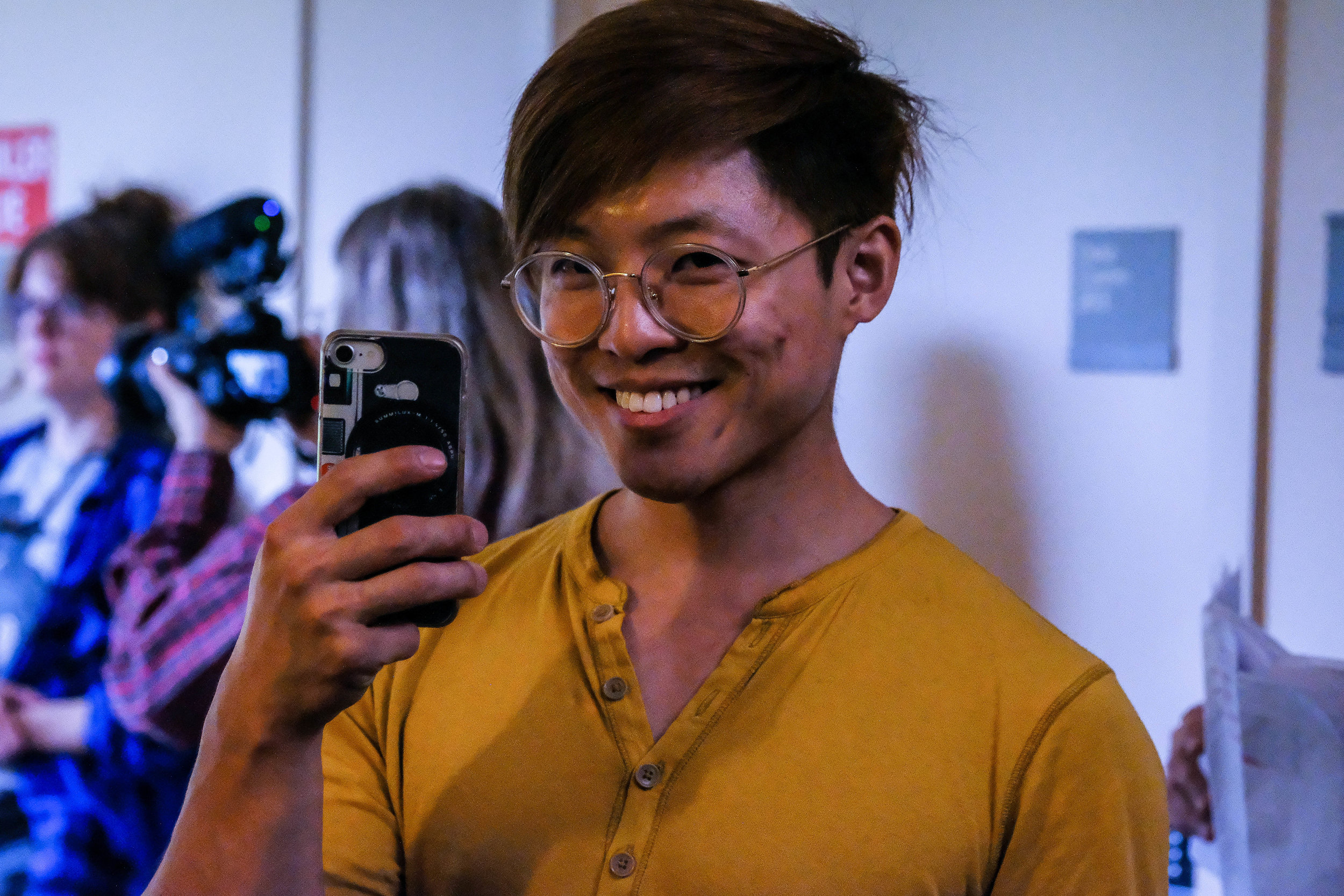 ALEX WEI XIN, Production Assistant