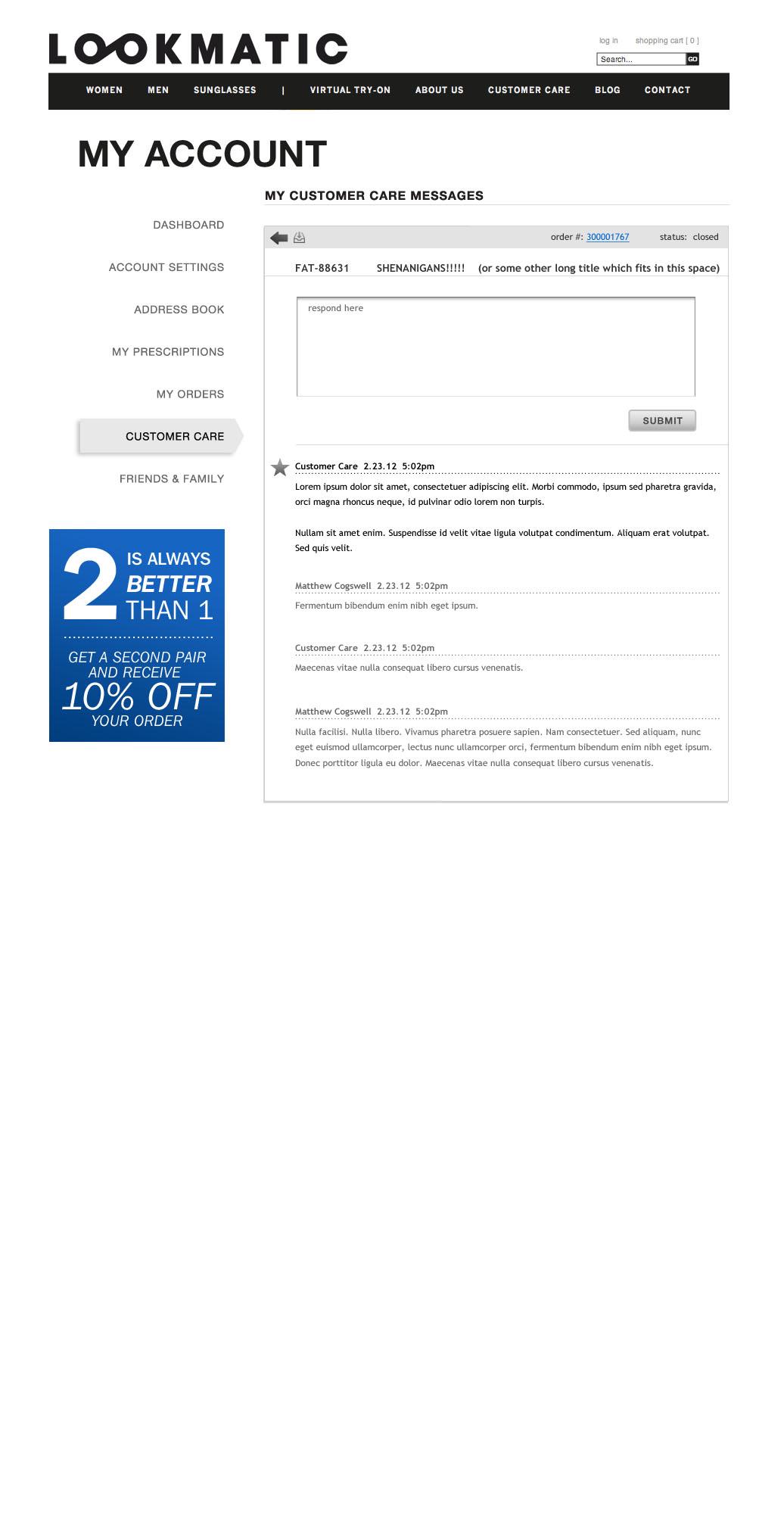 33 - Customer Care (msg)