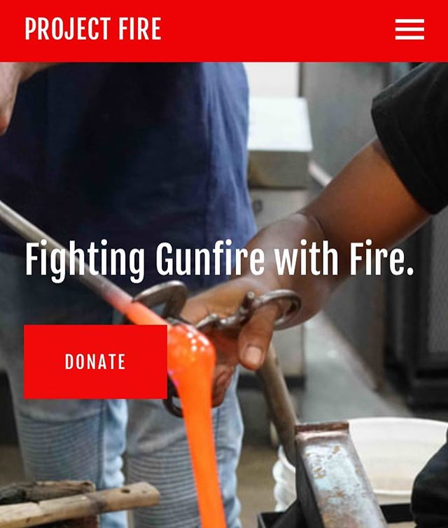 We have an awesome new website! Go check it out at projectfirechicago.org