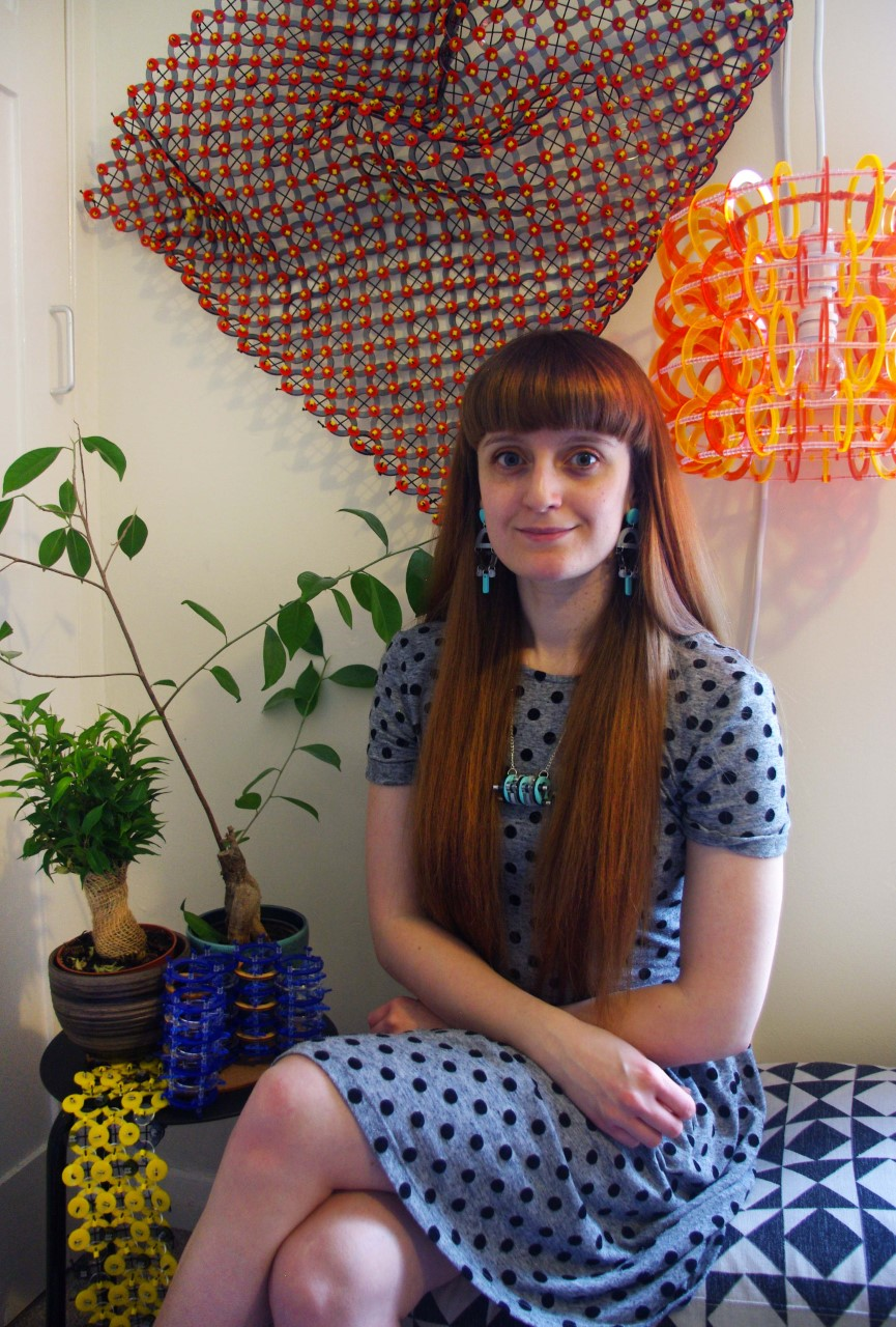 CREATIVE BATH YOUNG CREATIVE WINNER 2019ODETTE SMALDON - We caught up with the talented Odette Smaldon, the designer-maker behind Design By Odette (www.odettesmaldon.com) to hear about her latest award, the prestigious Young Creative of 2019, hosted by Creative Bath.Still receiving critical acclaim for her first show at 44ad, our recent spotlight feature artist fills us in on what's instore for her now and what we can expect to see very soon from her creative practice.(Left - Odette with her most recent work)(Awarding Body - Creative Bath)