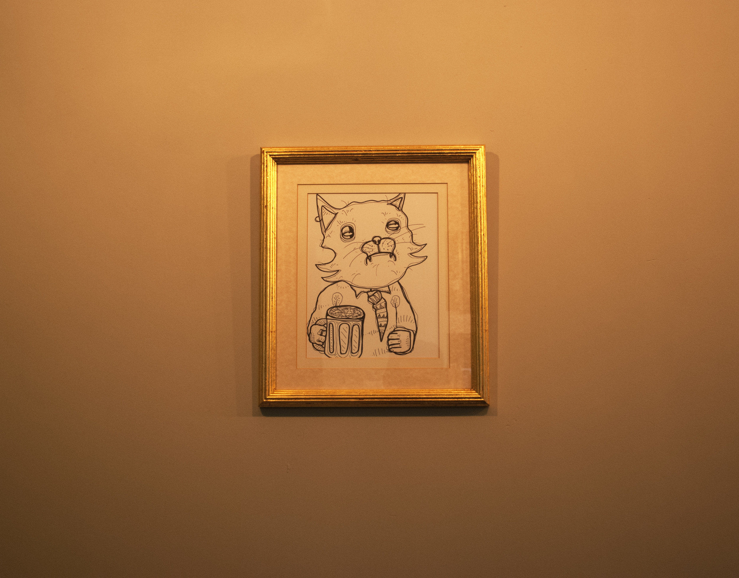Frame on Wall Cat.jpg