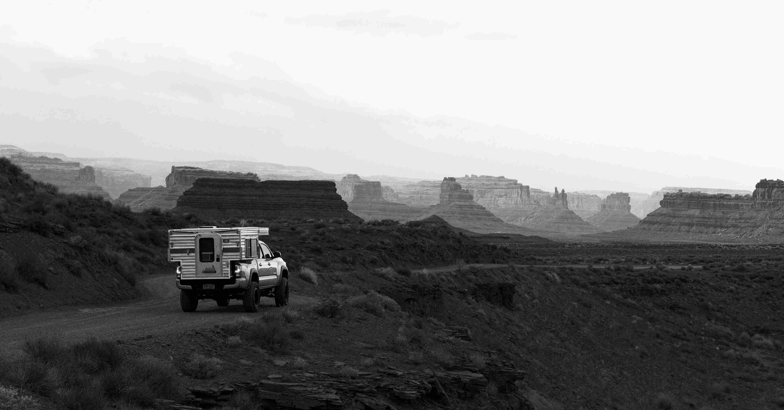 Four Wheel Popup Campers in the Southwest