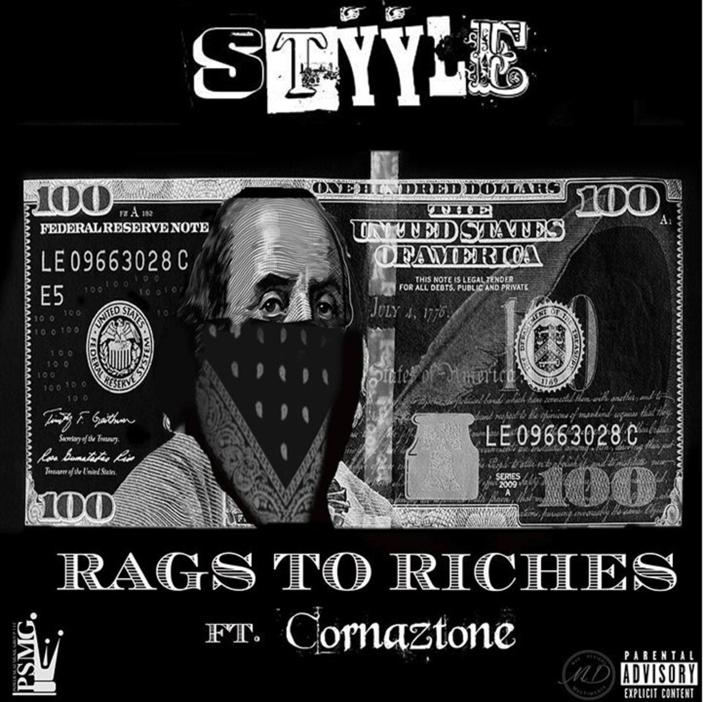 Rags to Riches - Styyle (feat. Cornaztone)