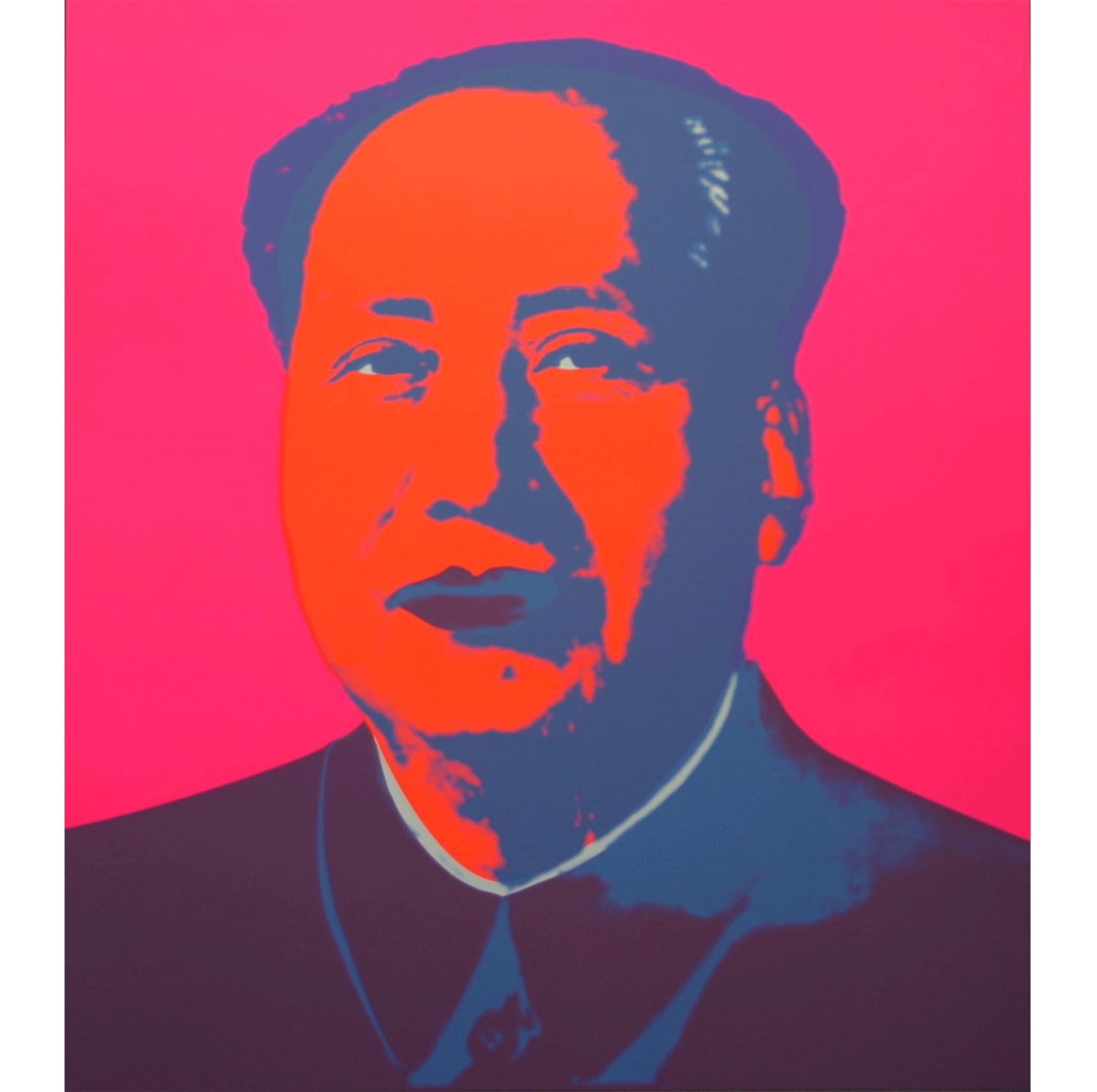 Mao-Hot Pink