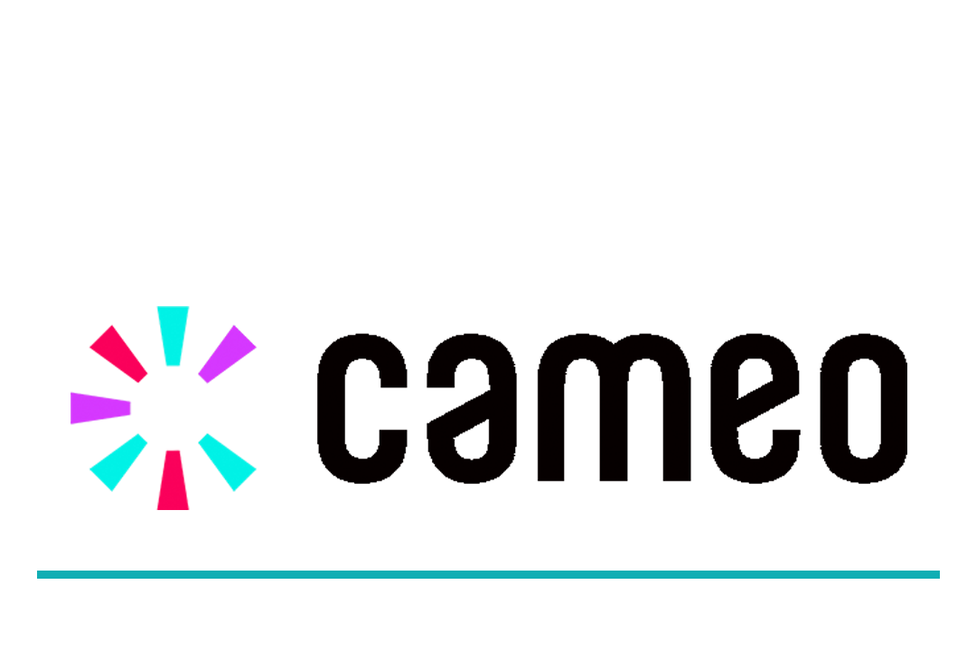 Cameo is a marketplace connecting consumers with the athletes, celebrities and influencers they love for personalized greetings, messages, or just communication. Selfies are the new autograph.