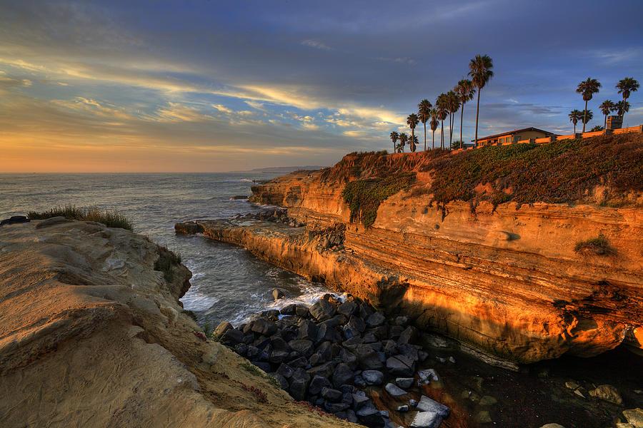 Sunset Cliffs + Cabrillo Tide Pools