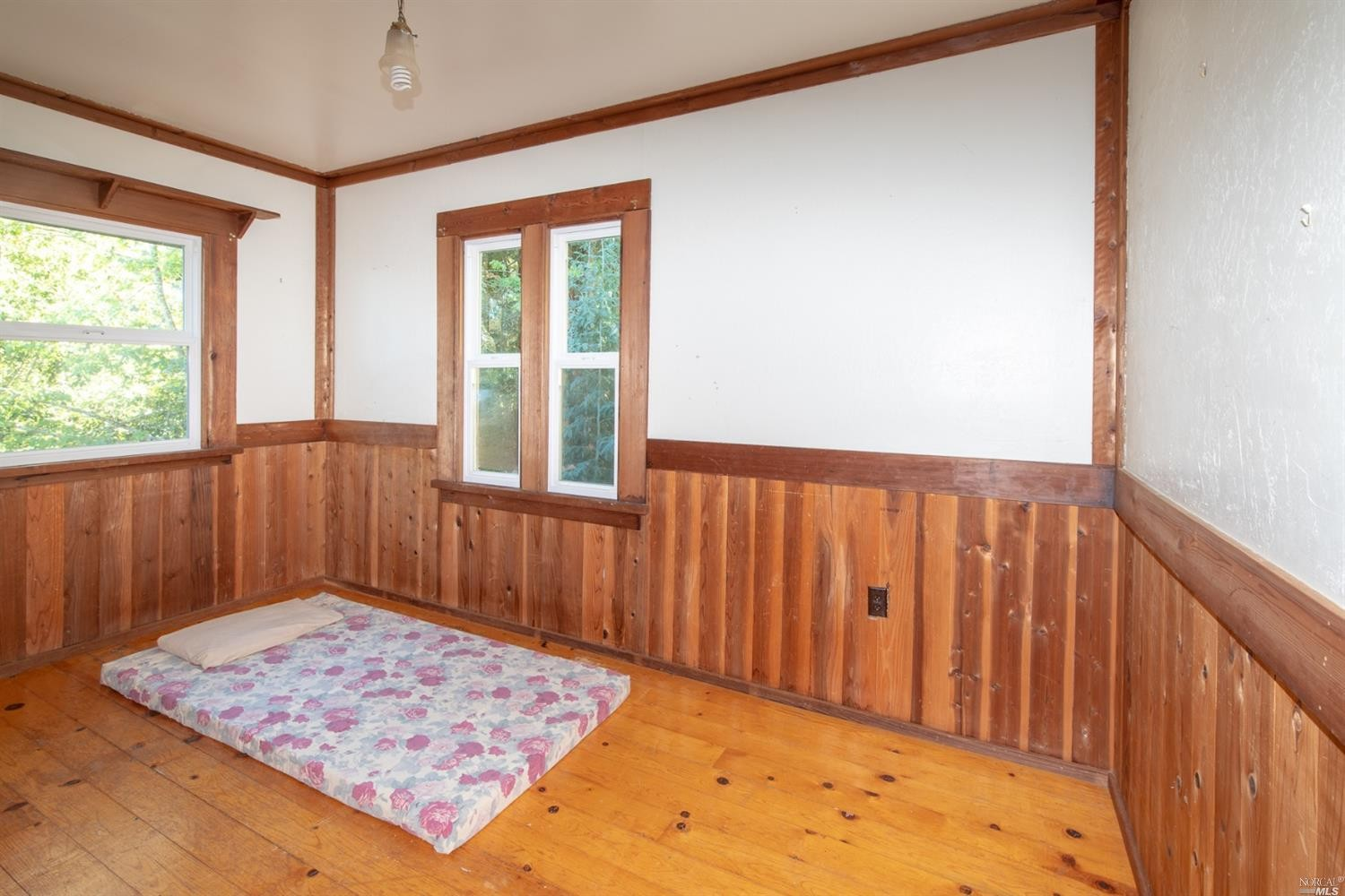 a bedroom in the family home for sale, Philo, CA