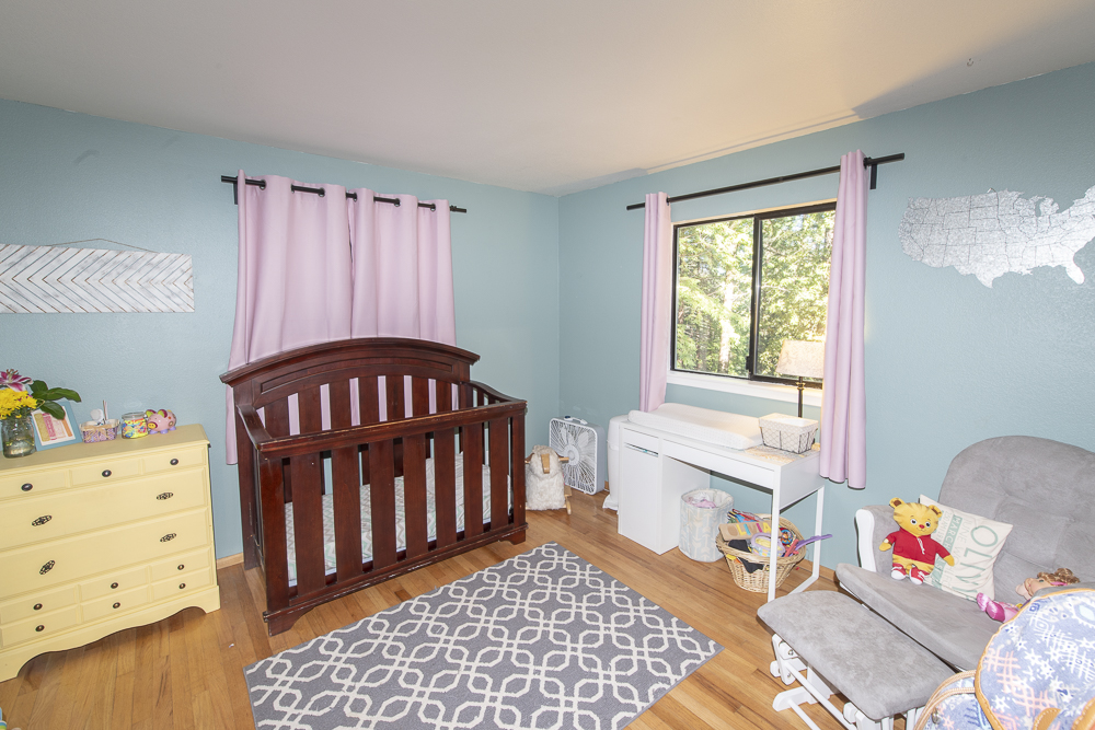 Another bedroom in a house for sale in Philo, CA
