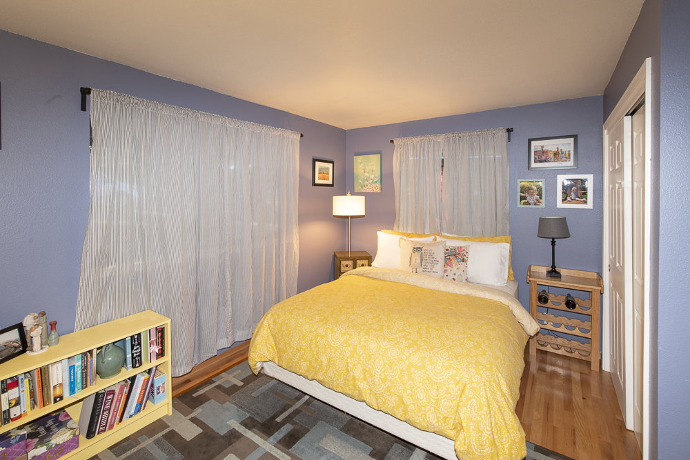 Bedroom in a house for sale in Philo, CA