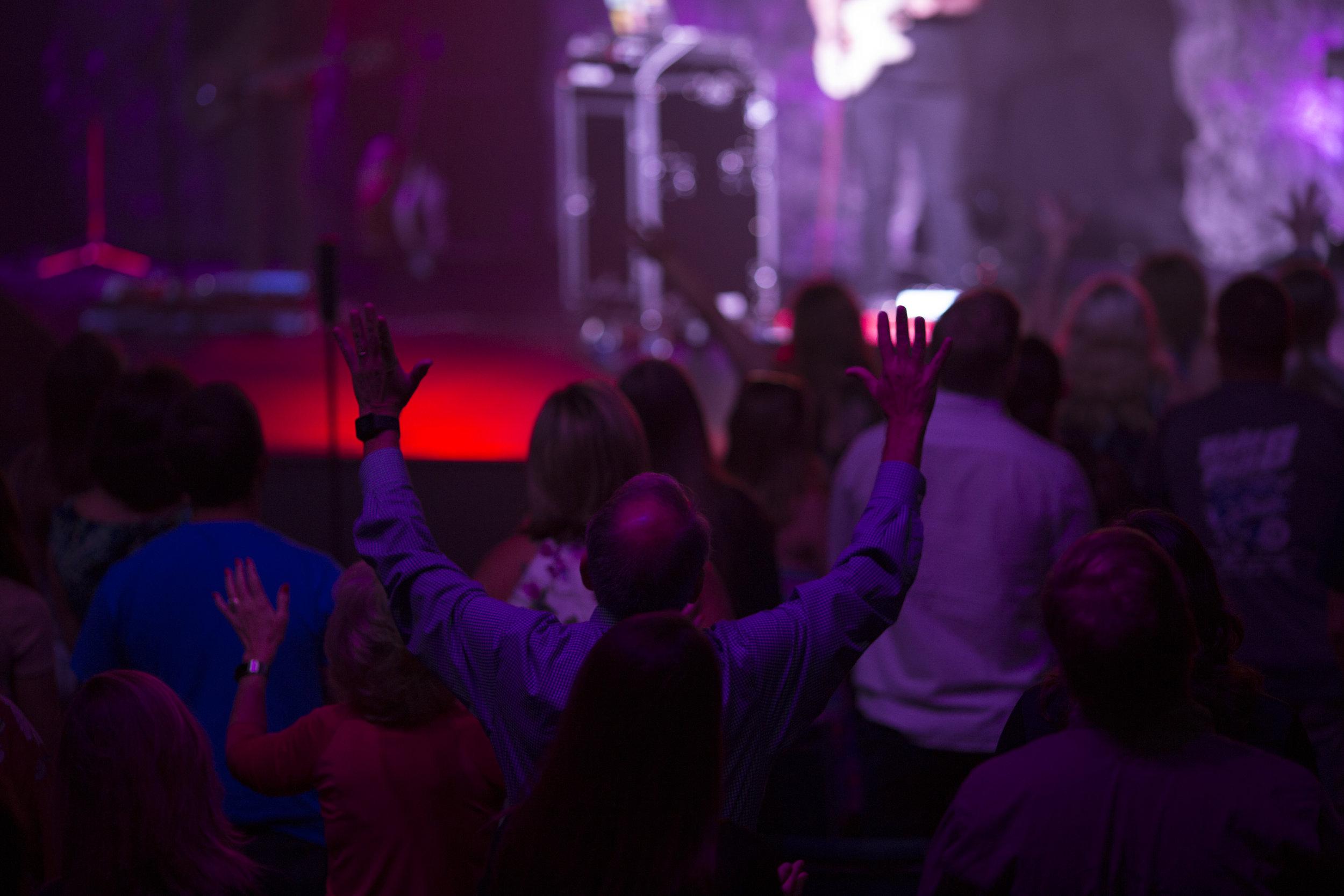 Adult ministries - Ladies of Praise, Men of Steel, Praise Seniors and more!