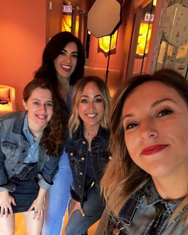 Did we dedicate one entire lewk from our team photoshoot to the Canadian Tuxedo? Yes, yes we did. Can't wait to buy a billboard to display the gorgeous shots @hallie_duesenberg got. — #funny #funsells #copywriting #copy #brand #brandingmatters #branding #brandstrategy #creativeidea #entrepreneur #humormarketing #humoridentity #entrepreneurship #businessinspiration #marketing #smallbiz #strategy #creativebusiness #creativeagency #ideaagency #create #business #businessinspo #businesswomen #businesswoman #hilarious #contentmarketing #comedycontent