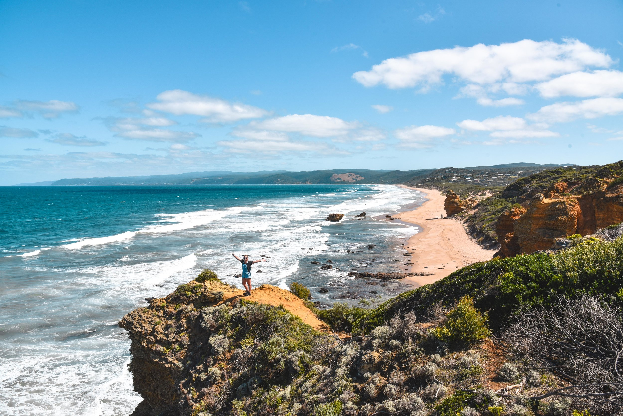 Photo from a road trip down the Great Ocean Road in Melbourne, Australia