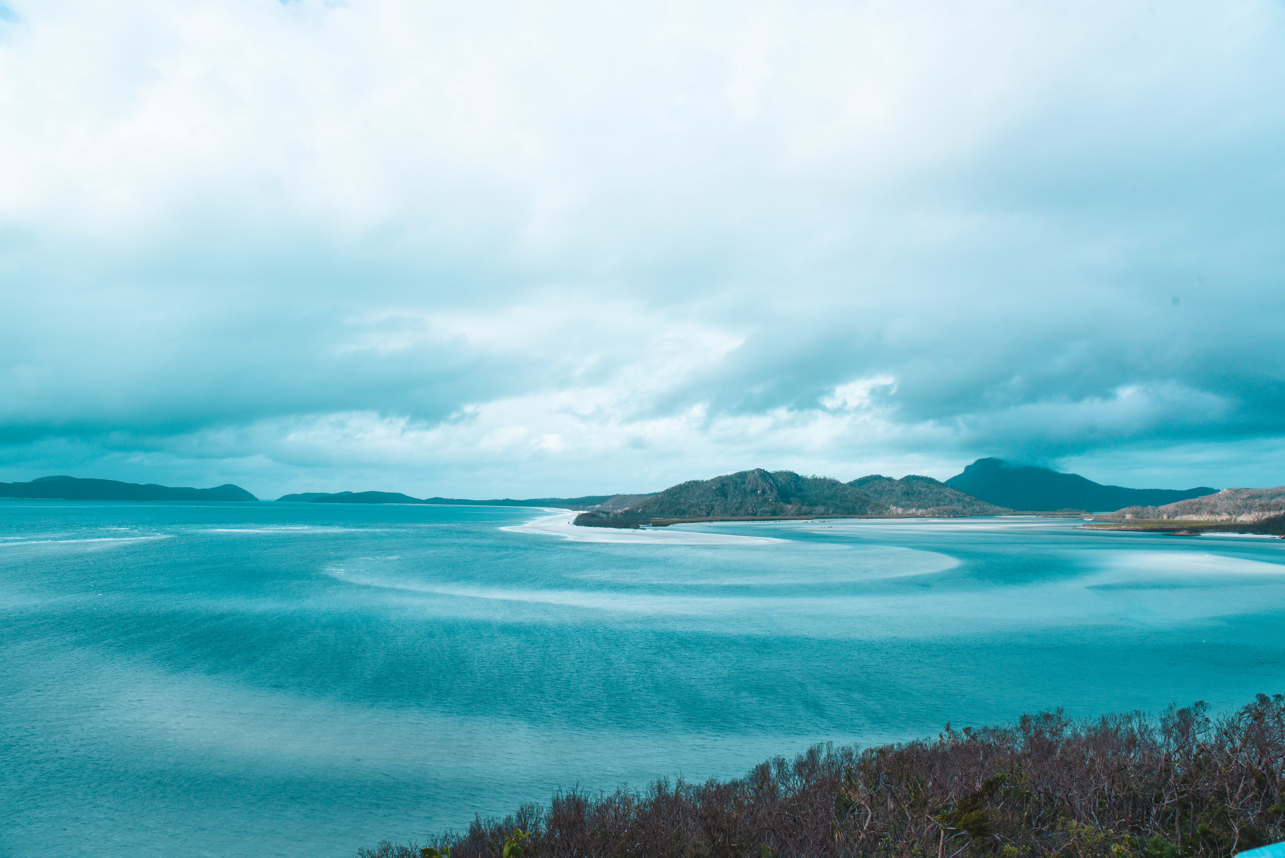 Explore the Whitsundays by Sailboat