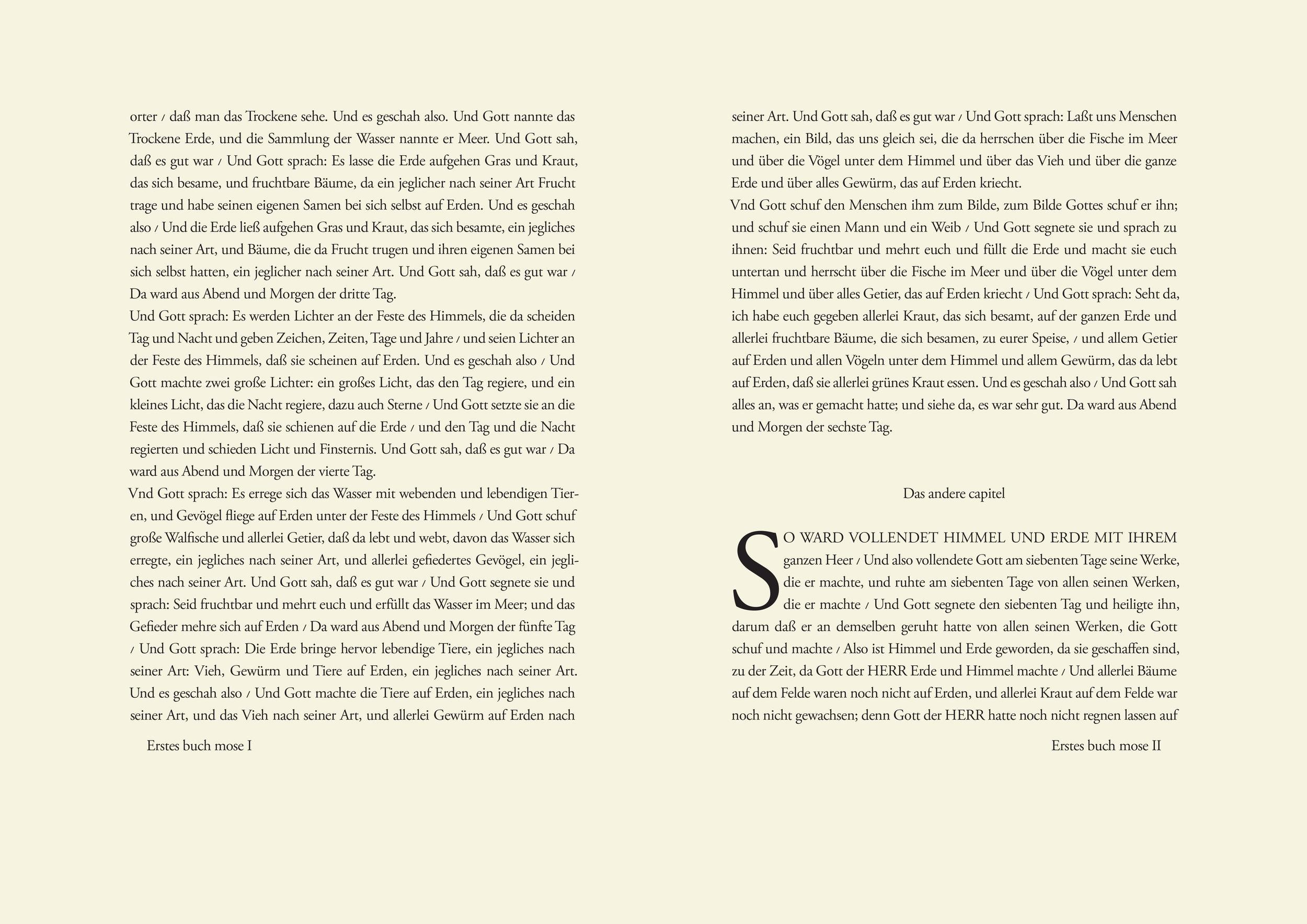 RICHARD VON SICHOWSKY  Hamburg, Germany, 1955  Garamond, Trajan  22.7 X 32.1 cm  Letterpress  Liber Librorum Collection