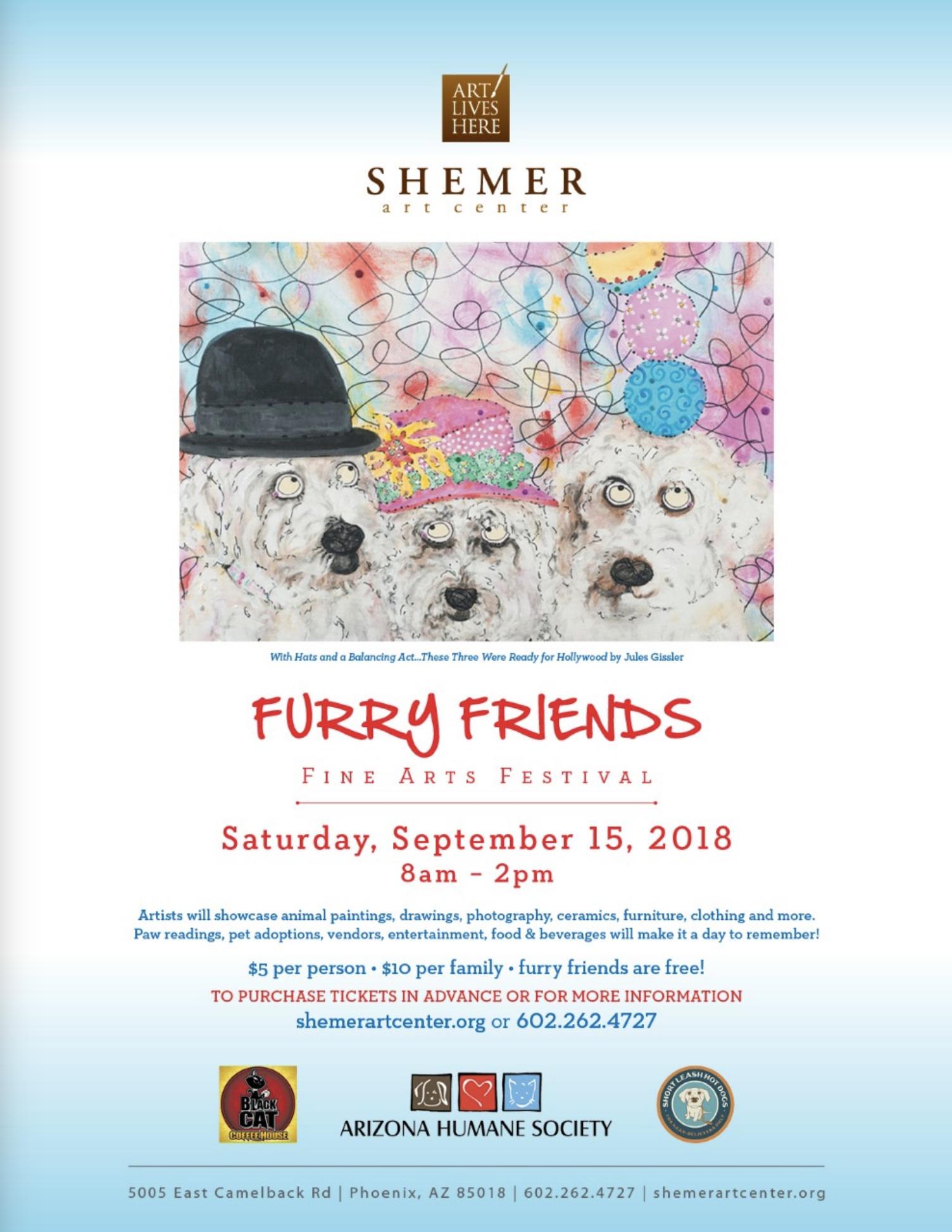 Shemer Art Center Phoenix Arizona