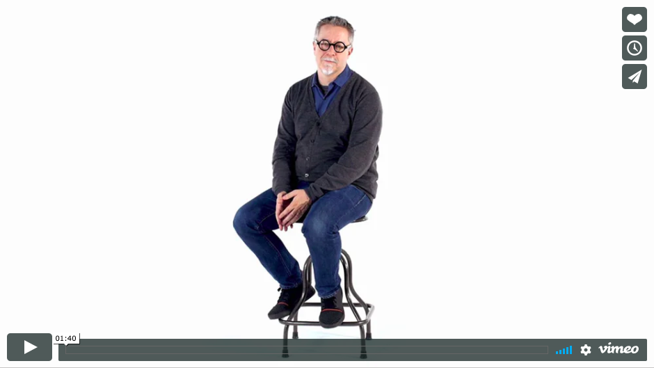 In this  video , Tim Brown, CEO of IDEO, talks about why and how designers learn from failure.