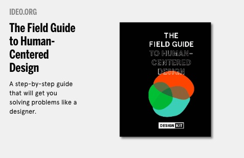 IDEO.org has created a  field guide  for human-centered design.