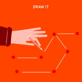 Here is a  quick guide  to help you draw your ideas…IDEO style!