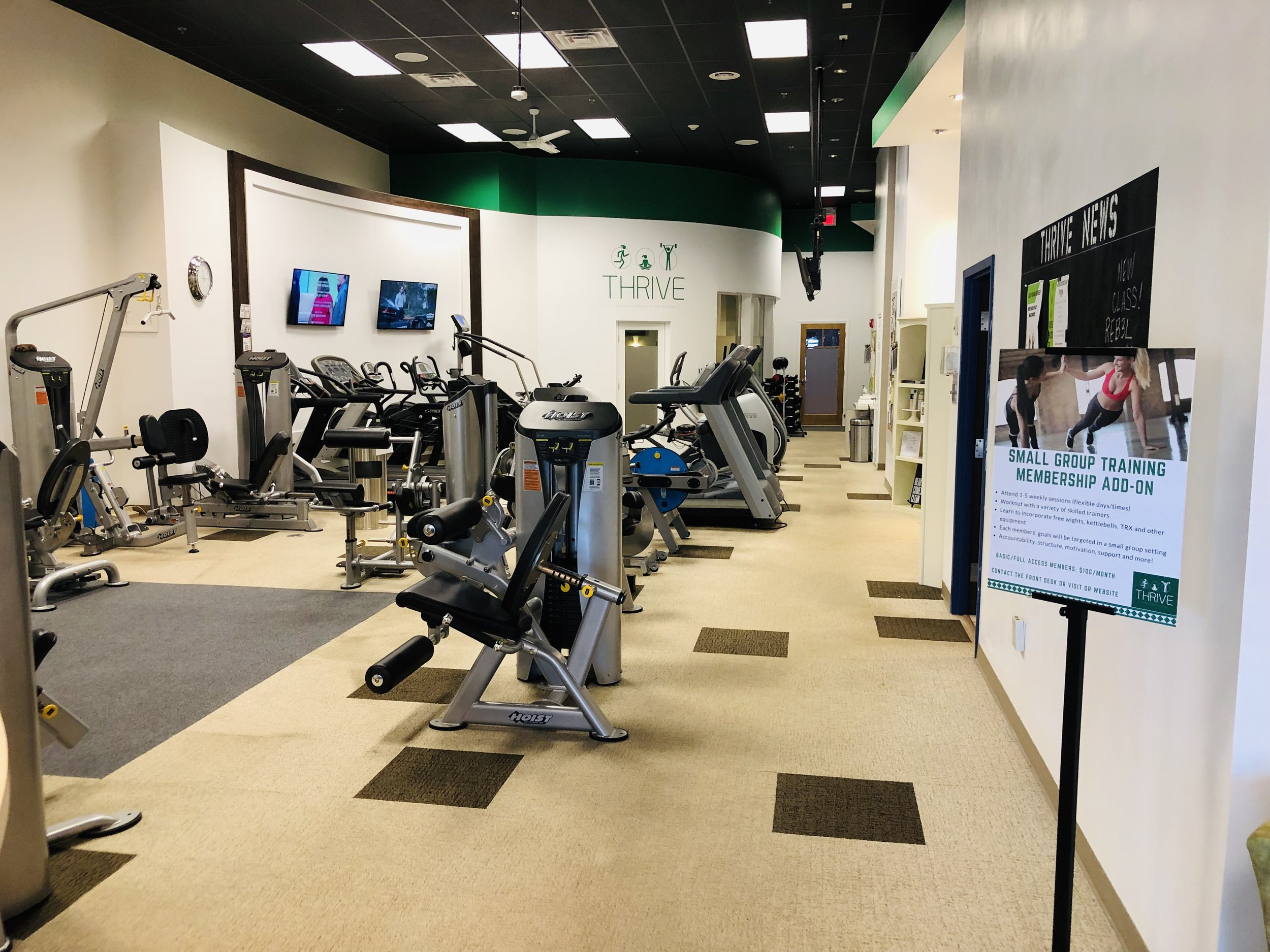 Basic / $49 - Full use of all facility amenities—including infrared saunas, hydro massage, and cardio and strength training equipment.Upgrade to Full-Access for unlimited classes!$49.00 per month.$19.99 initiation fee.No annual commitment required.