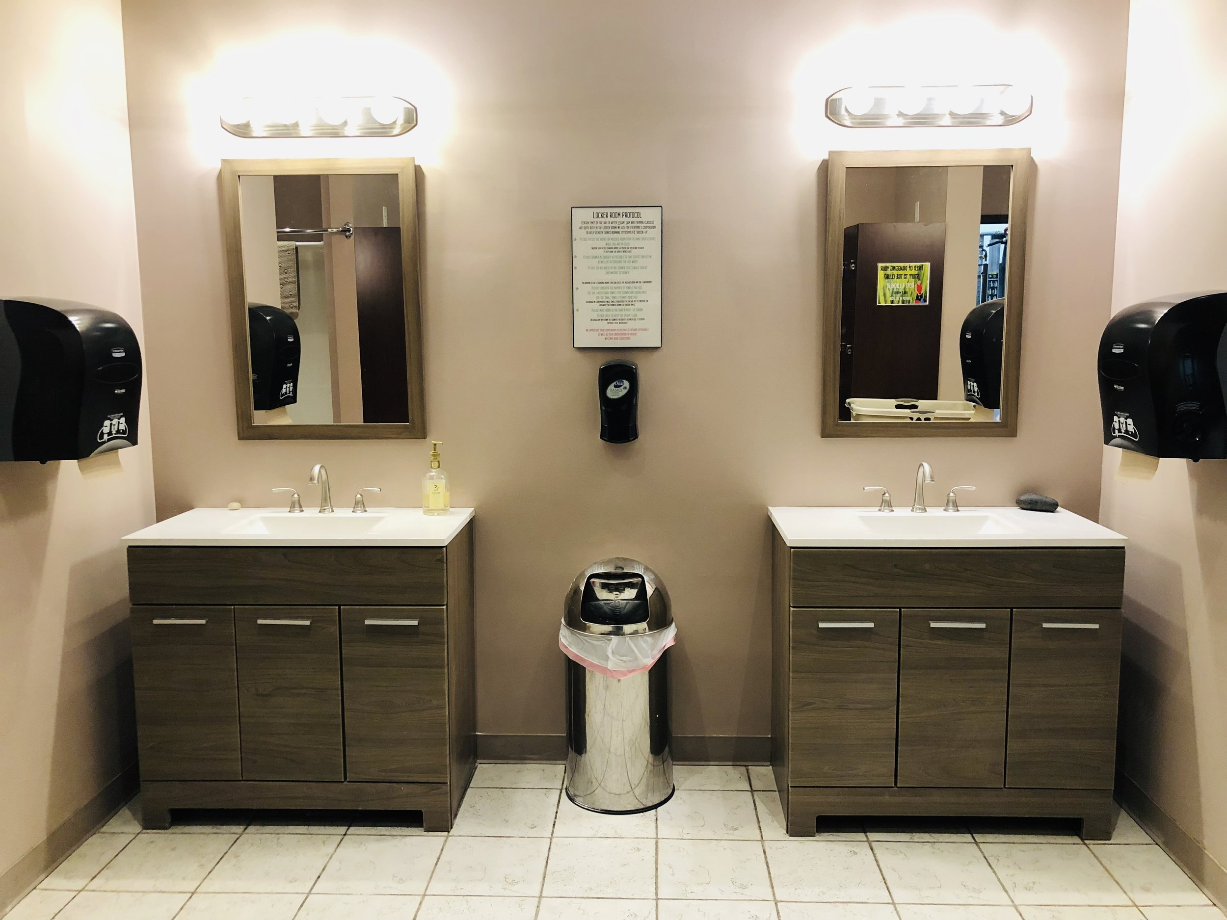 What if working on your health was actually the best part of your day? - Complimentary towel serviceFully equipped locker roomHydro massageInfrared saunas