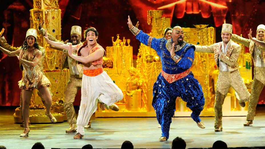 Aladdin - Experience The Hit Broadway Musical
