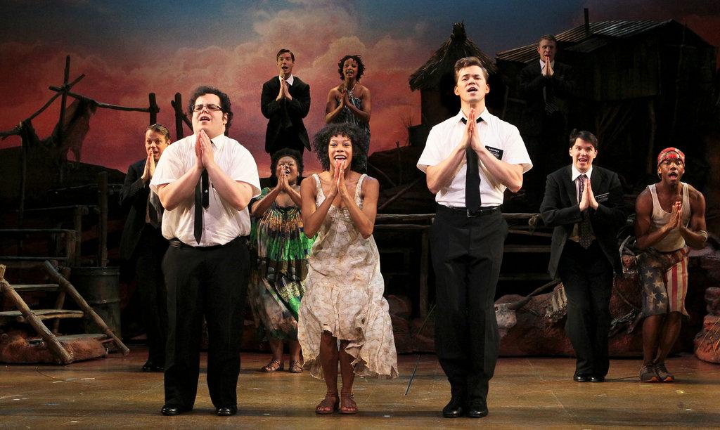 The Book of Mormon - Winner of 9 Tony Awards