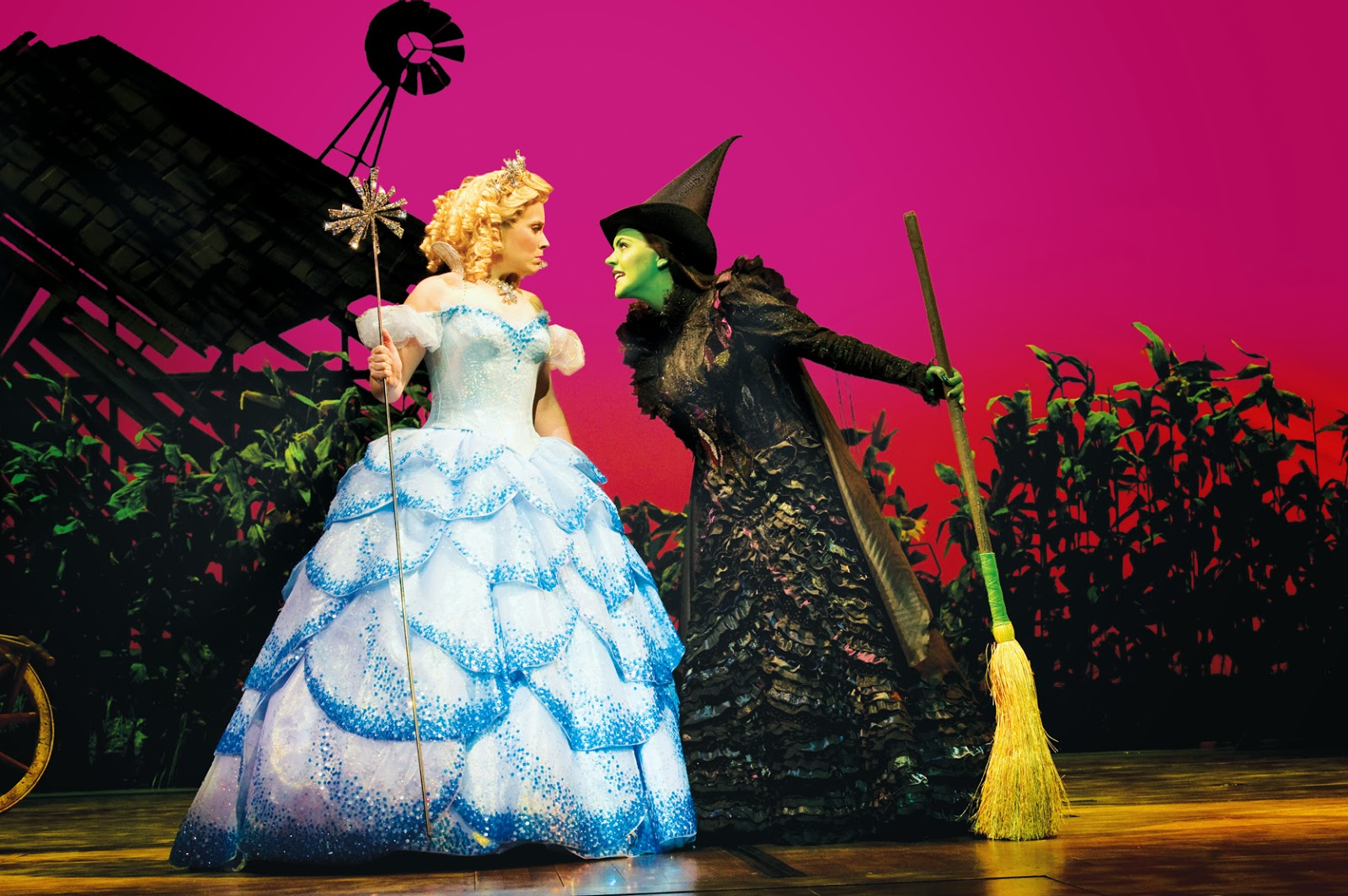 "Wicked - 3-time Tony winner ""The defining musical of the decade"""