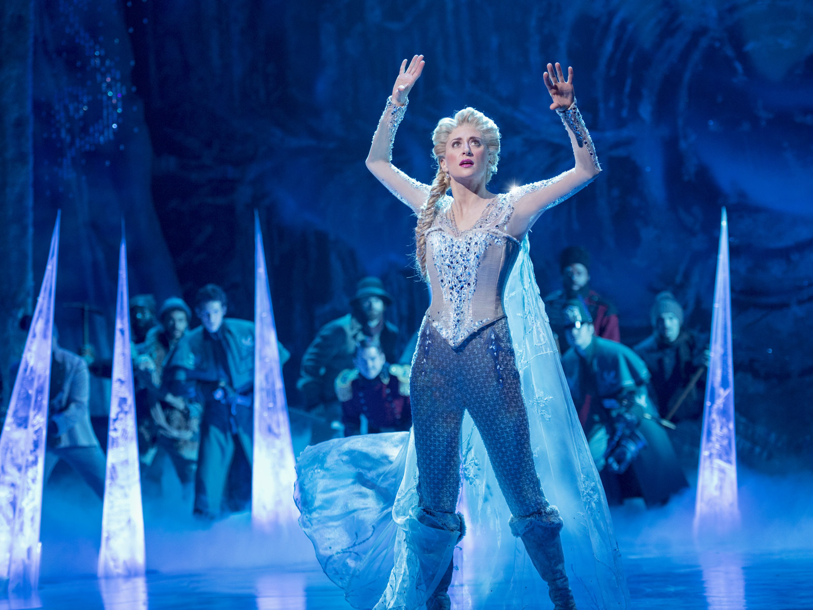 Frozen - The New Broadway Musical