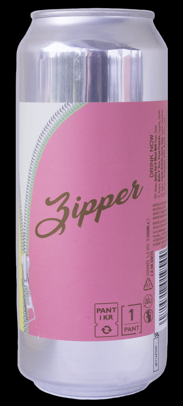 ZIPPER - PALE ALE ?,?%