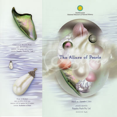 The Allure of Pearls - Published by Smithstonian Museum of Natural History, 2006