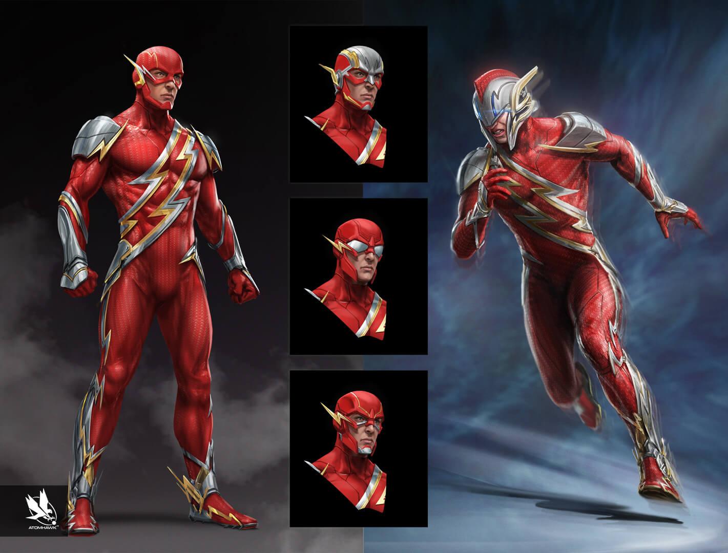 Atomhawk_Warner-Bros-NetherRealm_Injustice-2_Concept-Art_Character-Design_Flash.jpg