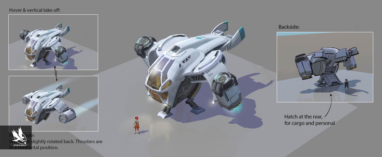 Atomhawk_News_May 2018_Case Study_Unity 3D Game Kit_Drop Ship Sketch.jpg