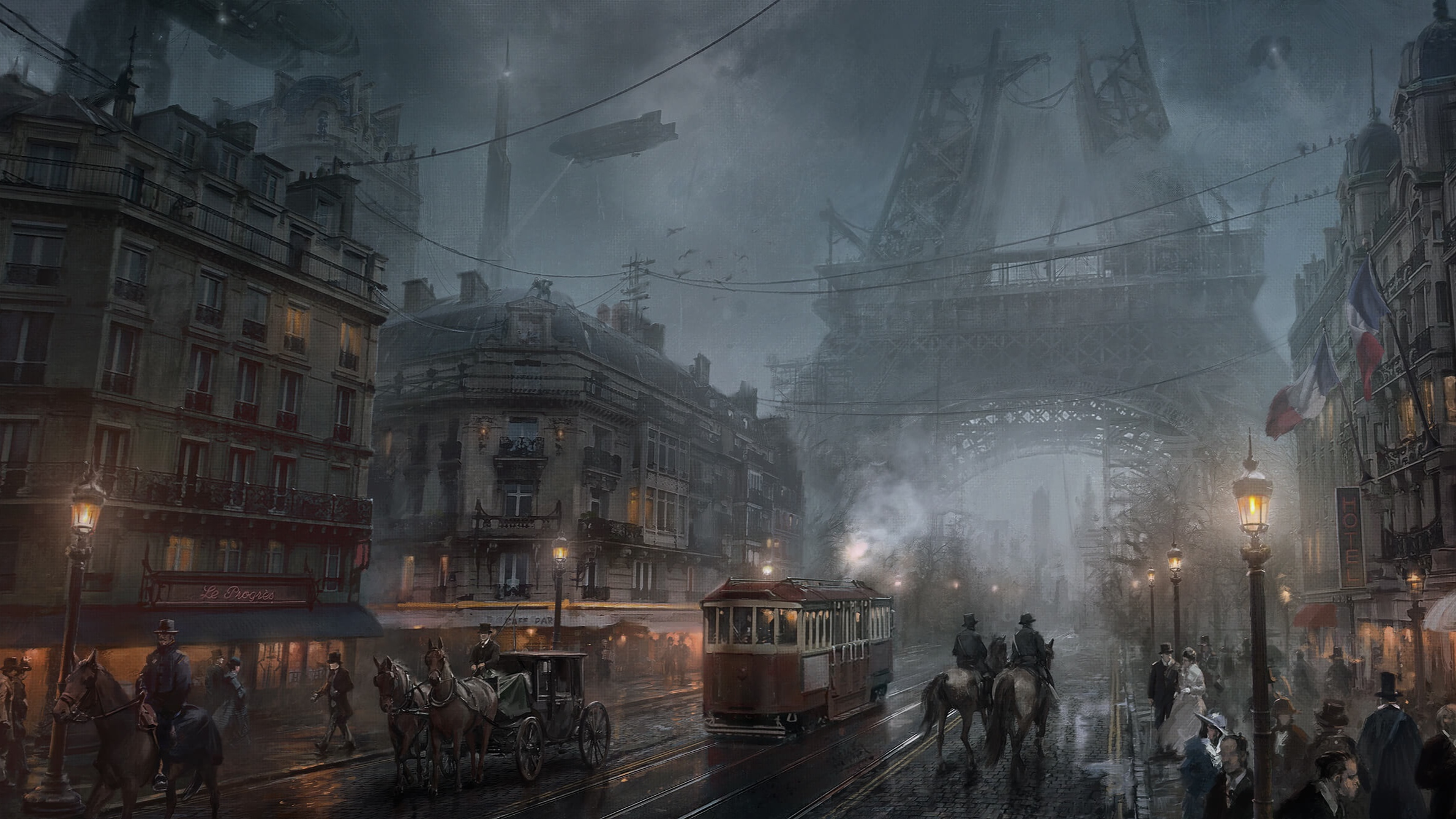 The Order: 1886 - SonyView this project >