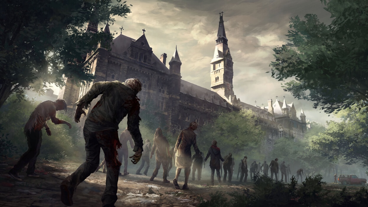 Overkill's the walking dead - StarbreezeView this project >