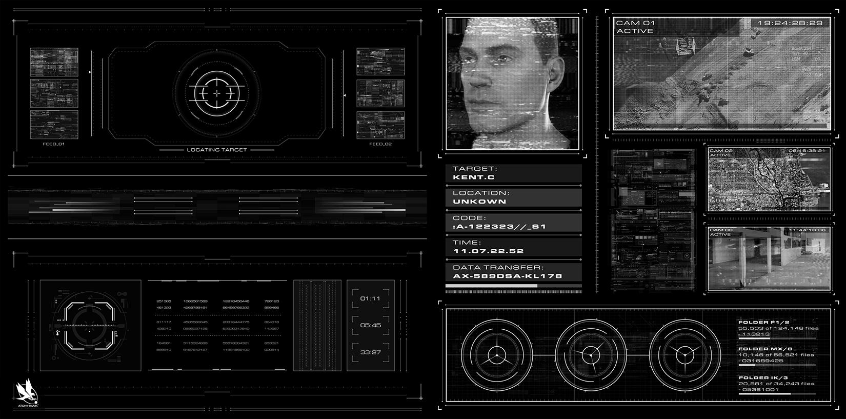 Atomhawk - Animation/Motion Graphics & UI