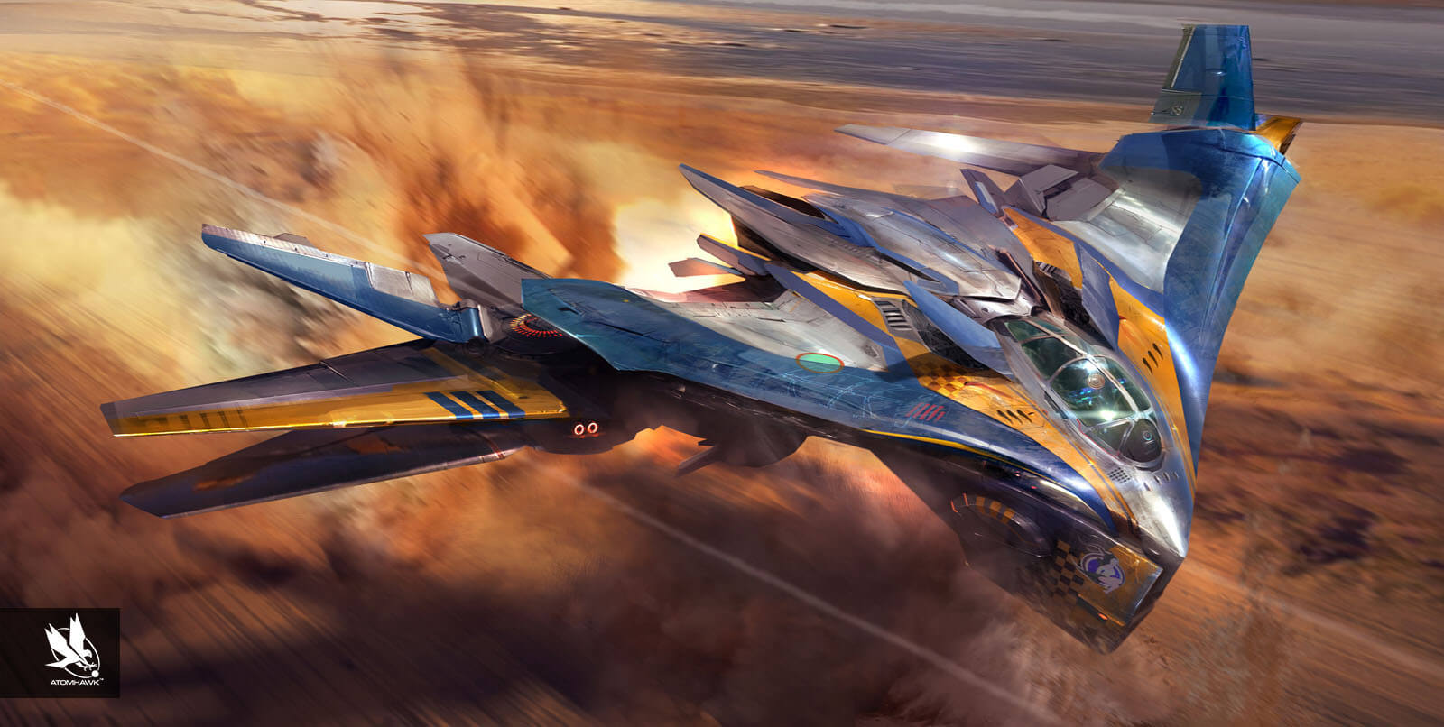 Atomhawk_Marvel_Guardians of the Galaxy_Concept Art_Spacecraft Design_Milano In Flight_Services.jpg