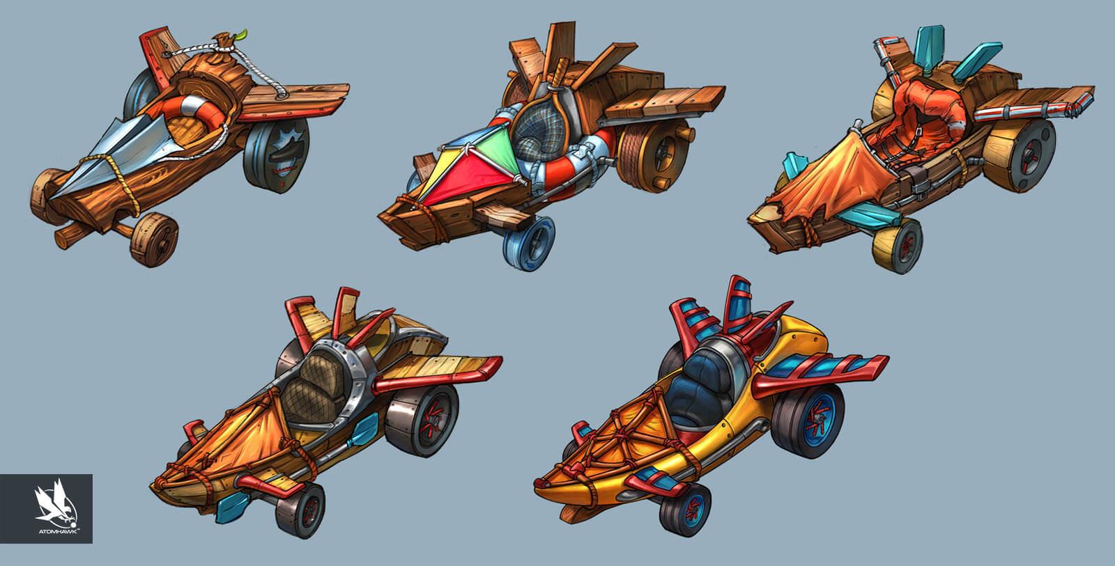 Atomhawk_Exient Rovio_Angry Birds Go_Marketing Art_Product Design_Go Karts_Services.jpg