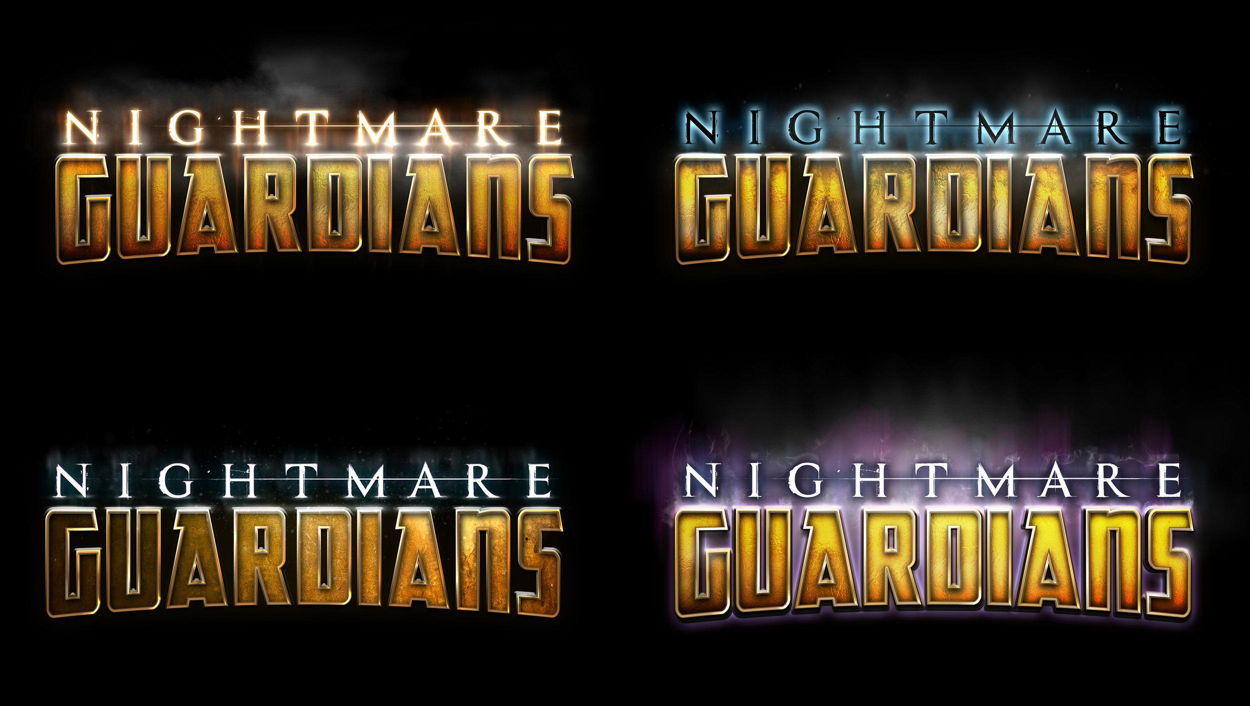 Atomhawk_Rumble_NightmareGuardians_LogoDesign