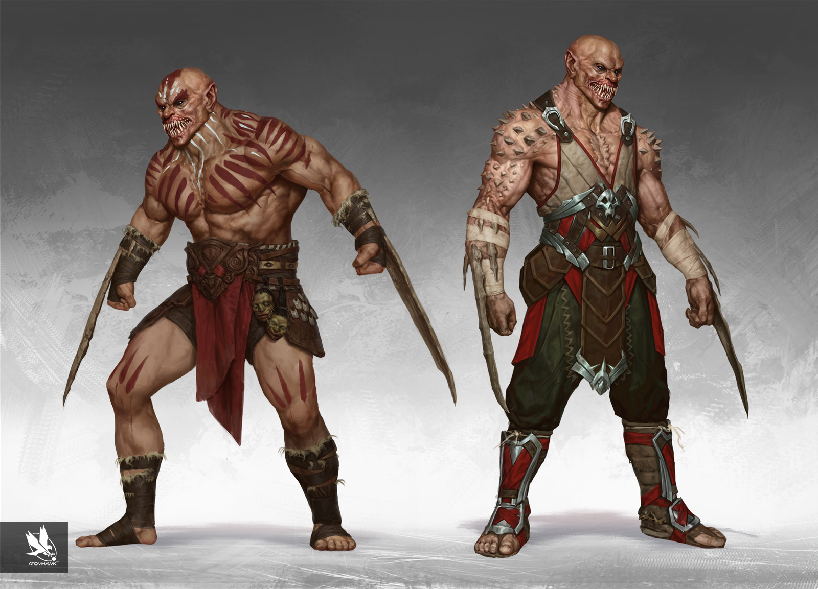 Mortal Kombat 11 Atomhawk We Bring Ideas To Life