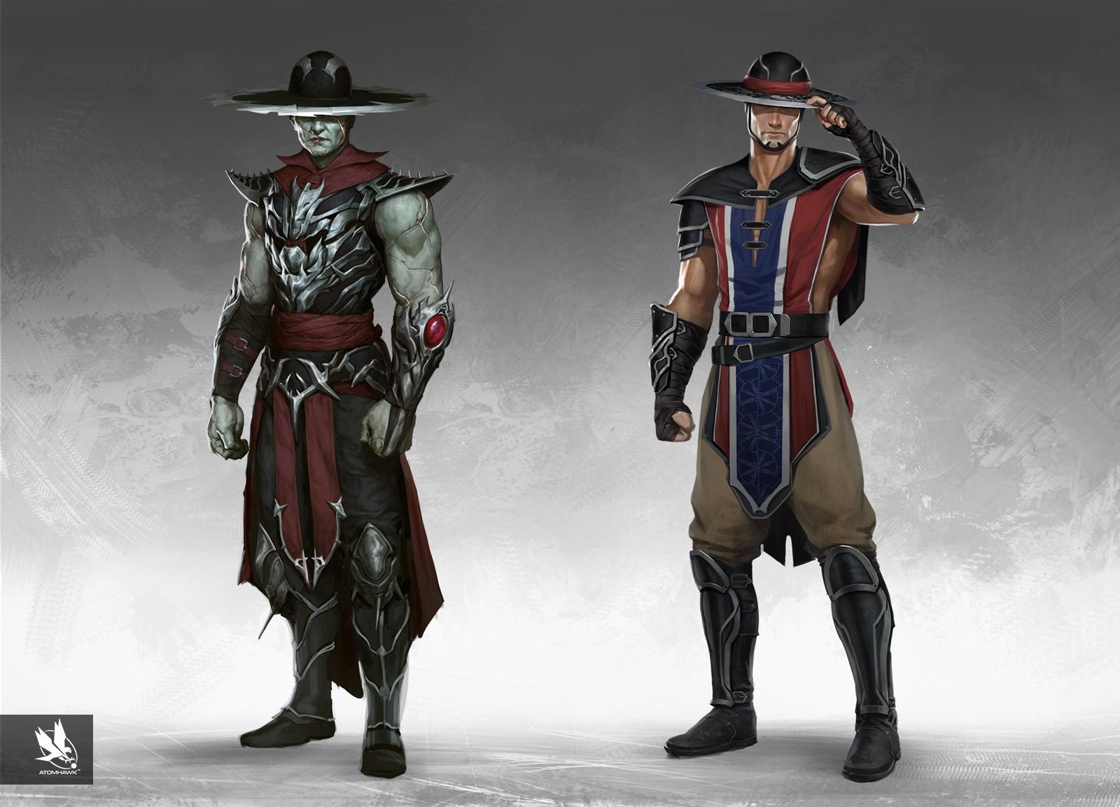 Atomhawk_Warner-Bros-NetherRealm_Mortal-Kombat-11_Concept-Art_Character-Design_Side-by-Side_Kung-Lao.jpg