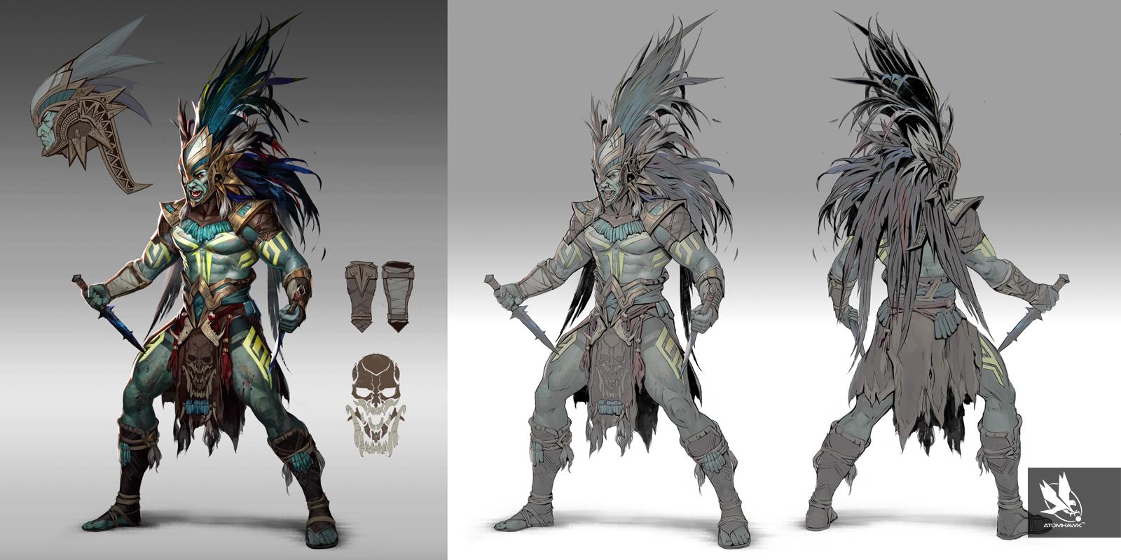 Atomhawk_Warner-Bros-NetherRealm_Mortal-Kombat-11_Concept-Art_Character-Design_Kotal-Kahn_Present_1.jpg