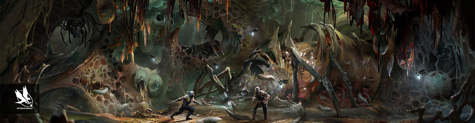 Atomhawk_Warner-Bros-NetherRealm_Mortal-Kombat-11_Concept-Art_Environment-Design_Lost-Hive.jpg