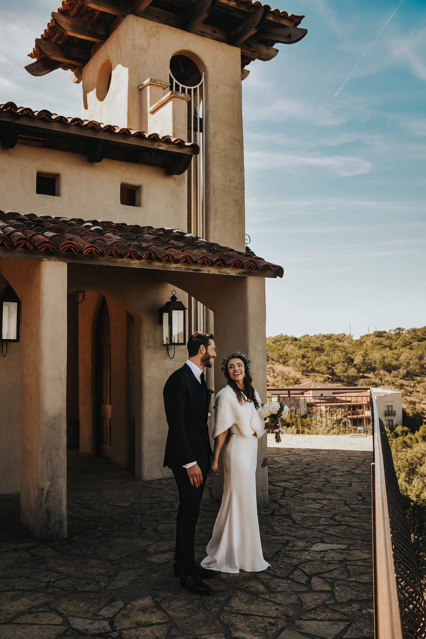 Beautiful Intimate Wedding at Chapel Dulcinea
